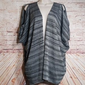 Steve Madden | Cold Shoulder Cardigan NWOT